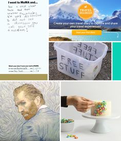 La Lilú: Finds & Faves Vol. 21. favorites, links, week's links, friday links, travel, art, recipe, Moma, museum, Van Gogh