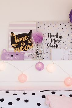 The time is meow! How cute is the new GabriellaXPrimark range?