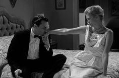 Jon Hamm and January Jones as Don and Betty Draper in Madmen | Throwback Couples | TBT | Celebrity Couple | Eiseman Bridal
