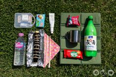 8 Things to Pack on a Korean Hike... really great advice!