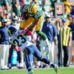 Best of the Packers season through Week 6