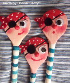 Colheres de pau para contar histórias – Keep up with the times. Puppet Crafts, Craft Stick Crafts, Fun Crafts, Crafts For Kids, Arts And Crafts, Craft Sticks, Popsicle Sticks, Spoon Art, Wood Spoon