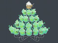 Cupcakes Take The Cake: Zombie Cupcakes Or The Last Cupcake Standing