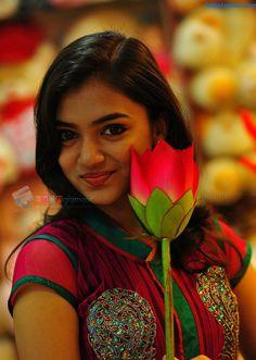 Nazriya Nazim Modeling Pic