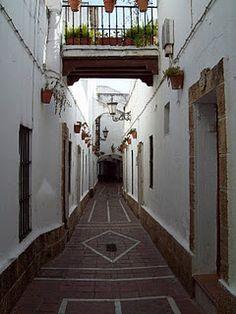 San Fernando Cádiz Spain - the oldest alley (callejon) in San Fernando Cadiz Spain, Andalusia, San Fernando Cadiz, Home Again, Tourist Information, Smart City, Places Of Interest, Life Is Beautiful, Madrid