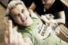 Vecchi tatuaggi! Io e la Cippo!  Foto: Maurizio Bresciani