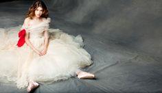 Simply beautiful from Oscar de la Renta. Wedding. Debutante. Evening.