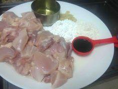 How to make chicken manchurian
