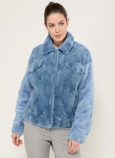 Норковая куртка Вилада 01 - 0736671