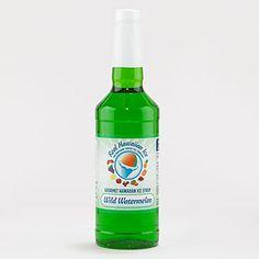 Real Hawaiian Ice Wild Watermelon Syrup | Drink| Food & Drink | World Market