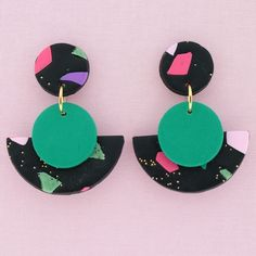 Australian Handmade Polymer Clay Earrings | Fandangles 2.0