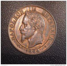 Monnaies & Billets > Monnaies > France > 1795-1900 > C. 5 centimes - Delcampe.net