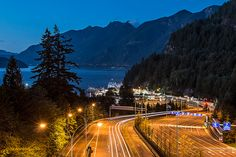 Horseshoe Bay Arrivals & Departures ~ West Vancouver, BC | by Michael Thornquist