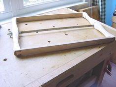making a frame saw