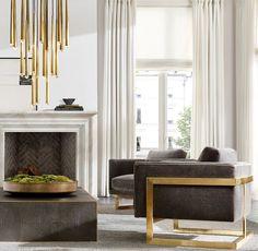 Round Chandelier, Linear Chandelier, Chandeliers, Elegant Home Decor, Elegant Homes, Furniture Vanity, Home Hardware, Home Furnishings, Luxury Homes