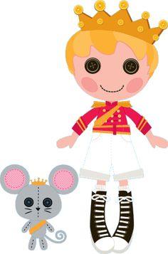 Lalaloopsy w MiniMini+ - sekcja z grami i zabawami dla najmłodszych Drawing Stuff, Disney, Hello Kitty, Snoopy, Kawaii, Dolls, Drawings, Cute, Room