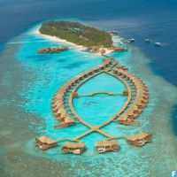 The Maldives. Definitely on my to go list.