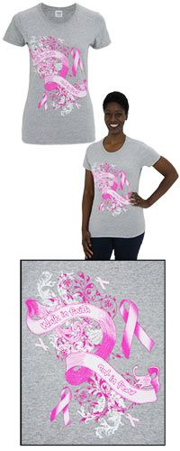 Walk+In+Faith+Pink+Ribbon+Tee+at+The+Breast+Cancer+Site