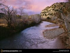 Pecos River, New Mexico