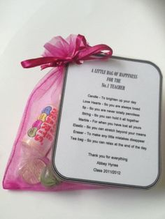 Little Bag of Happiness - Wedding favour, birthday gift, Thank you, Christmas | eBay