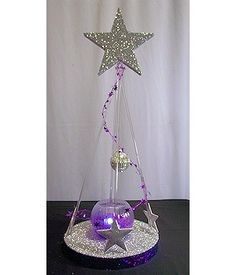 moon and stars centerpieces | click on thumbnail to zoom