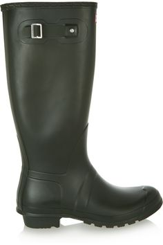 Shop Hunter Tall Wellington Rubber Rain Boots from stores. Hunter Original, Buy Shoes, Hunter Boots, Luxury Branding, Designer Shoes, Rubber Rain Boots, Fashion Shoes, Footwear, The Originals