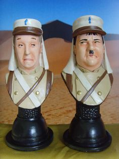 BUY: Laurel and Hardy Flying Deuces Busts