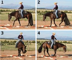 Learn to precisely execute this obstacle in your class, or use this exercise to get a better handle on your horse at home.