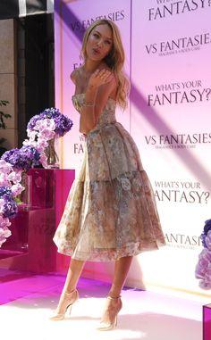 Candice Swanepoel : Photo