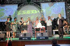 Jantar dançante dos 30 anos da Assetj reúne mais de 500 pessoas