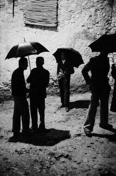 Fotografía: Josef Koudelka España, 1974
