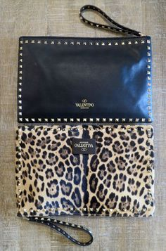 Valentino clutches: