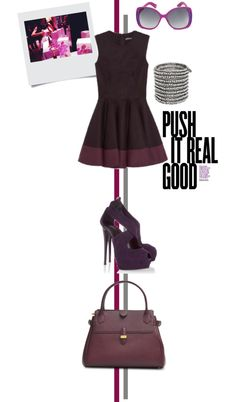 """""""115 Marc Jacobs + Philippe Audibert"""" by monnierfreres ❤ liked on Polyvore"""