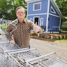 Business is booming for Bubbles! #TPB10 #TrailerParkBoys #Bubbles