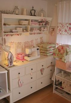 Craft Room, yes please.