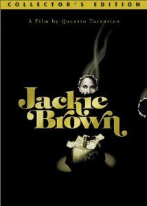 A female flight attendant becomes a key figure in a plot between the police and an arms dealer.  Amazon.com: Jackie Brown (Two-Disc Collectors Edition): Pam Grier, Samuel L. Jackson, Robert Forster, Bridget Fonda, Michael Keaton, Robert De Niro, Michael Bowen, Chris Tucker, Lisa Gay Hamilton, Tommy Tiny Lister, Hattie Winston, Sid Haig, Aimee Graham, Ellis Williams, Quentin Tarantino: Movies & TV