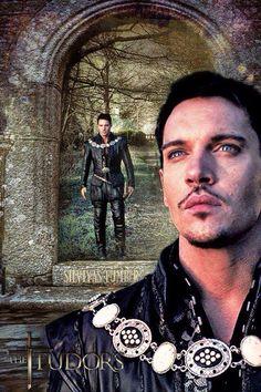 "JONATHAN RHYS MYERS AS KING HENRY VIII - SHOWTIME'S  ""THE TUDORS""."