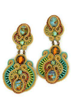 earrings : Granada