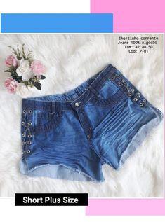 Lindo Short Jeans em Atacado direto da Fábrica de Roupas