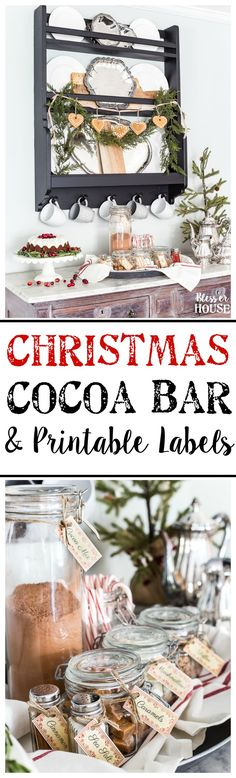Cozy Hot Cocoa Bar &