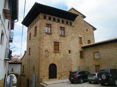 Casa Guijarro en Iglesuela del Cid. Teruel