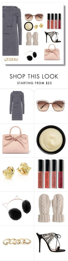 """My Style"" by s-jphan on Polyvore featuring Isa Arfen, Chloé, Mansur Gavriel, Grown Alchemist, Gucci, Bobbi Brown Cosmetics, LC Lauren Conrad, Mint Velvet, GUESS and Giuseppe Zanotti"