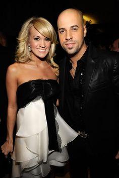 Carrie Underwood & Chris Daughtry