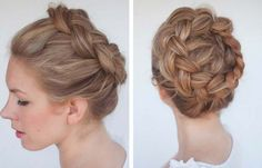 50 French Braid Hairstyles for 2015 | StayGlam