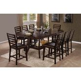 Found it at Wayfair - Bobbie Counter Height Dining Table