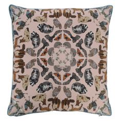 Silken Favours Quintessentially English Cushion