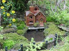 HomeGoods | Miniature Gardens- let your imagination run wild!