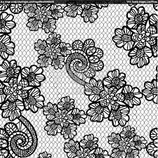 YAY Images - seamless lace pattern by Lace Drawing, Pattern Drawing, Vintage Textiles, Vintage Patterns, Vector Pattern, Pattern Design, Floral Frames, Lacey Pattern, Free Pattern