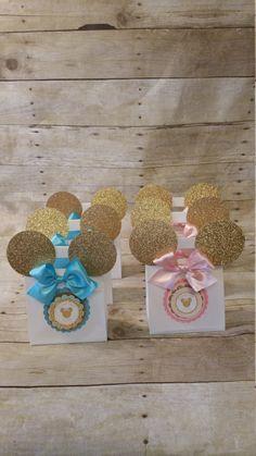 Bolsas inspirado Minnie Mouse Cotillón por HeidiPartyCreations