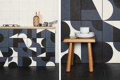 Puzzle by Ceramiche Mutina: unleash your creativity